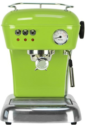 Ascaso Espressomaskin Dream Frech Pistacio