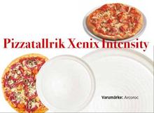 Pizzatallrik Zenix Intensity vit 32 cm