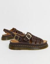 Dr Martens - 8092 Arc - Mörkbruna sandaler - Brun
