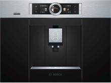 Bosch Ctl636es6 Home Connect Innebygd Kaffemaskin - Stål