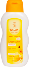 Köp Weleda Calendula Baby Oil, 200ml Weleda Mamma & Baby fraktfritt