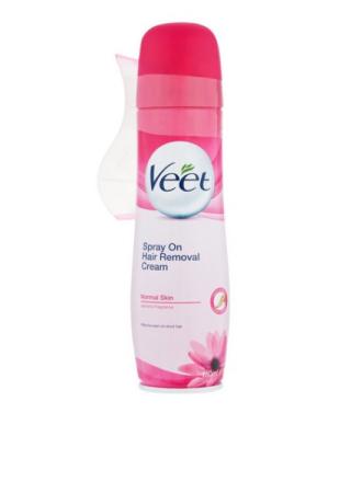 Veet Spray On Hair Removal Cream150ml