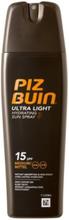 Piz Buin Ultra Light Hydrating Spray SPF 15 150ml Solfaktor