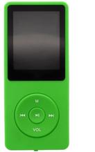 MP3-Afspiller med 8 GB Hukommelse - Grøn