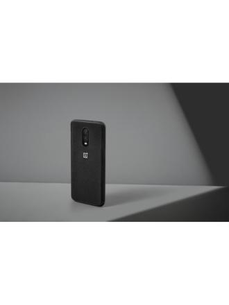 6T - Nylon Bumper Case - Black