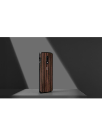 6T - Ebony Wood Bumper Case