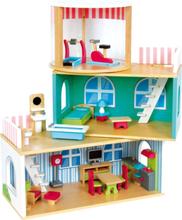 Variabel dukkehus