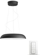 Philips Hue Amaze pendel, White ambiance - Svart