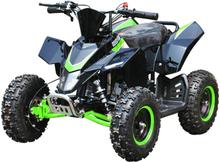 """Elektrisk ATV til barn - 800W - Premium 6"""" dekk - 3 hastigheter"""