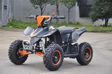 """49cc mini quad ATV PREMIUM 6 """"hjul - oransje"""