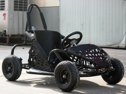 Offroad Gokart Buggy - 80cc- sort