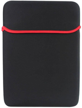 13tum Laptop Cover / Case - Black and Red