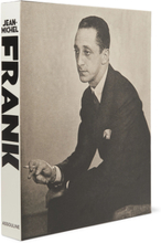 Jean-michel Frank Hardcover Book - White