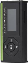 MP3-Afspiller med indbygget Lommelygte