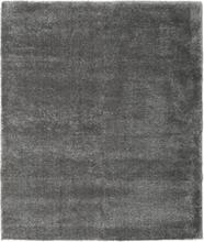 Shaggy Sadeh - Grå tæppe 250x300 Moderne Tæppe
