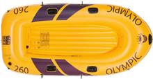 Happy People Oppblåsbar robåt Olympic 260 for 3 personer