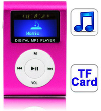 MP3-spelare med Display