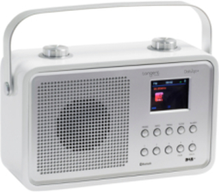 DAB2go+ Radio White