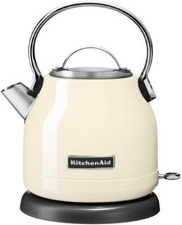 KitchenAid Vattenkokare crème 1,25 L