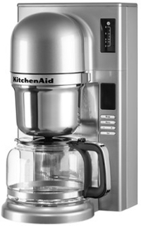 KitchenAid Pour Over Kaffebryggare Contour Silver 1,25 liter