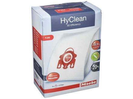 Miele pölynimurinpussit HyClean 3D FJM