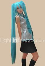 Hatsune Miku cosplay peruukki