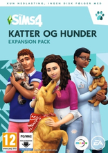 The Sims 4 (Ep4) Katter Og Hunder NO (Code in a Box)