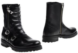 VERSACE COLLECTION Ankle boots