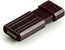 VERBATIM USB-minne, PinStripe, 64 GB