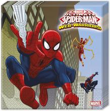 Spindelmannen servetter