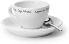 Espressokopp Barista med Fat 2 pack