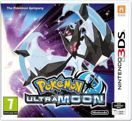 Pokémon Ultra Moon spil 3DS - Ellos