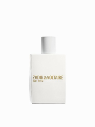 Parfyme - Transparent Zadig & Voltaire Just Rock - Her Edp 30 ml