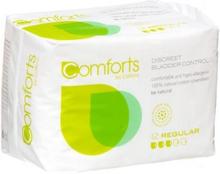 Cottons Discreet Regular Pads 12 stk