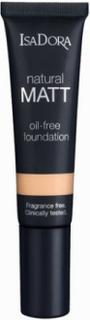 Isadora Natural Matt Oil-Free Foundation Foundation Sand