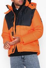 Sweet Sktbs Sweet HH Two In One Jacket Jackor Orange/Black