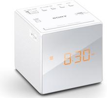Sony Klockradio ICF-C1 Vit