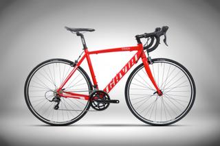 Gavia Strada Sora Racersykkel 2016 Rød, Str. XL/58 cm