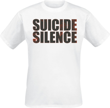 Suicide Silence - OG EP White -T-skjorte - hvit