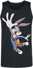 Looney Tunes - Space Jam - 2 - Jump -Tanktopp - svart
