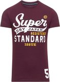 Superdry Issue T-shirt T-Shirts med tryck