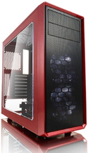Kab Fractal Design Focus G Red Window
