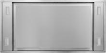 Premium line tak integrerad köksfläkt Swedluxury Kappa |rostfri