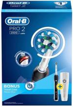 Oral-B Pro 2 2500 CrossAction Sähköhammasharja Musta