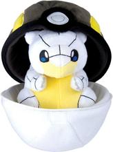 Pokémon Pokemon Alolan Sandshrew Pokeball Gosedjur Plush Plysch Mjukis 25cm