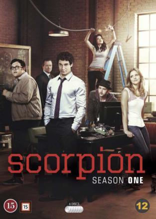 Scorpion: Season 1 (6-disc) - DVD