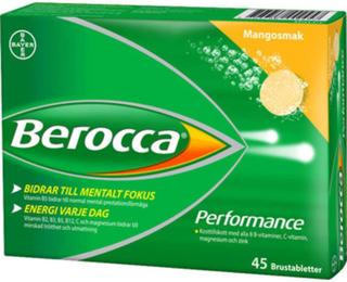 Berocca Performance Mango Brus 3X15 st