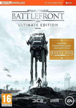 Star Wars Battlefront Ultimate Edition PC spil - Fruugo