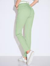 Comfort Plus-Zauber-Jeans Modell Caren Raphaela by Brax grün