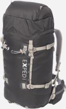 Exped Vertigo 30 Ryggsäck Black